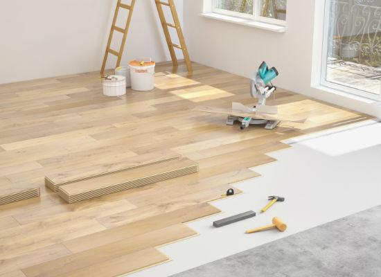 floor fitting service newark